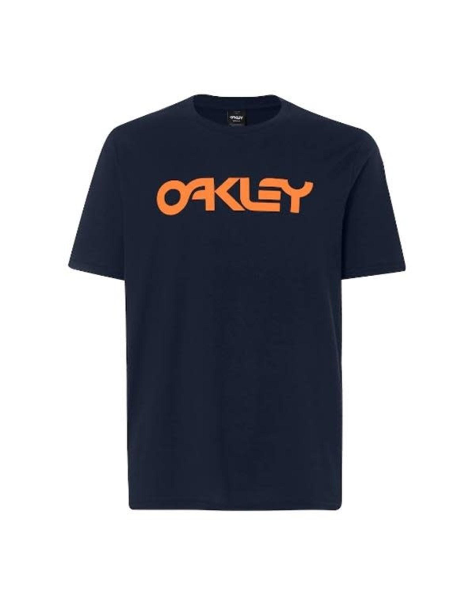 Oakley Oakley - MARK II Tee Fathom (Blue)  - L