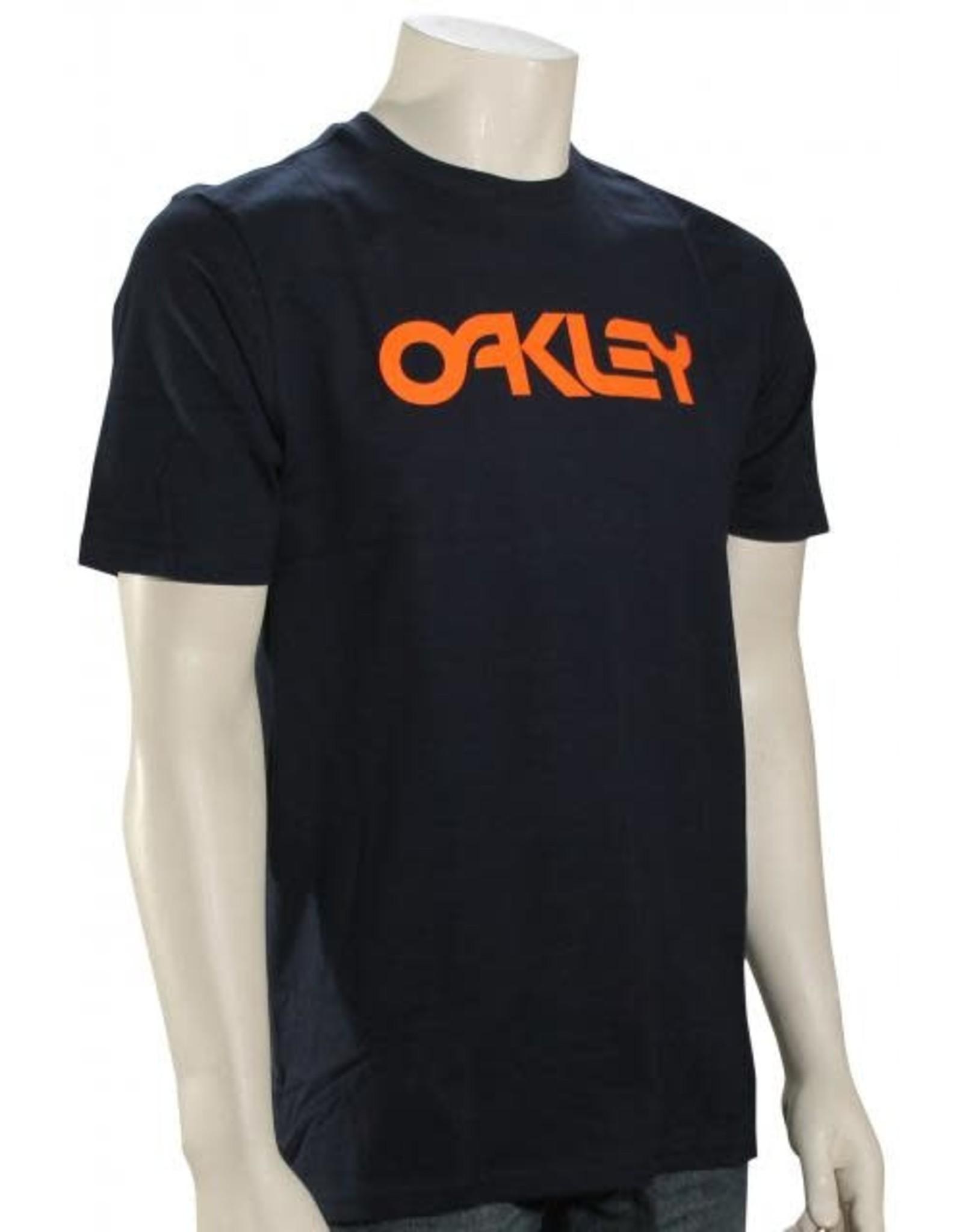Oakley Oakley - MARK II Tee Fathom (Blue) -XL