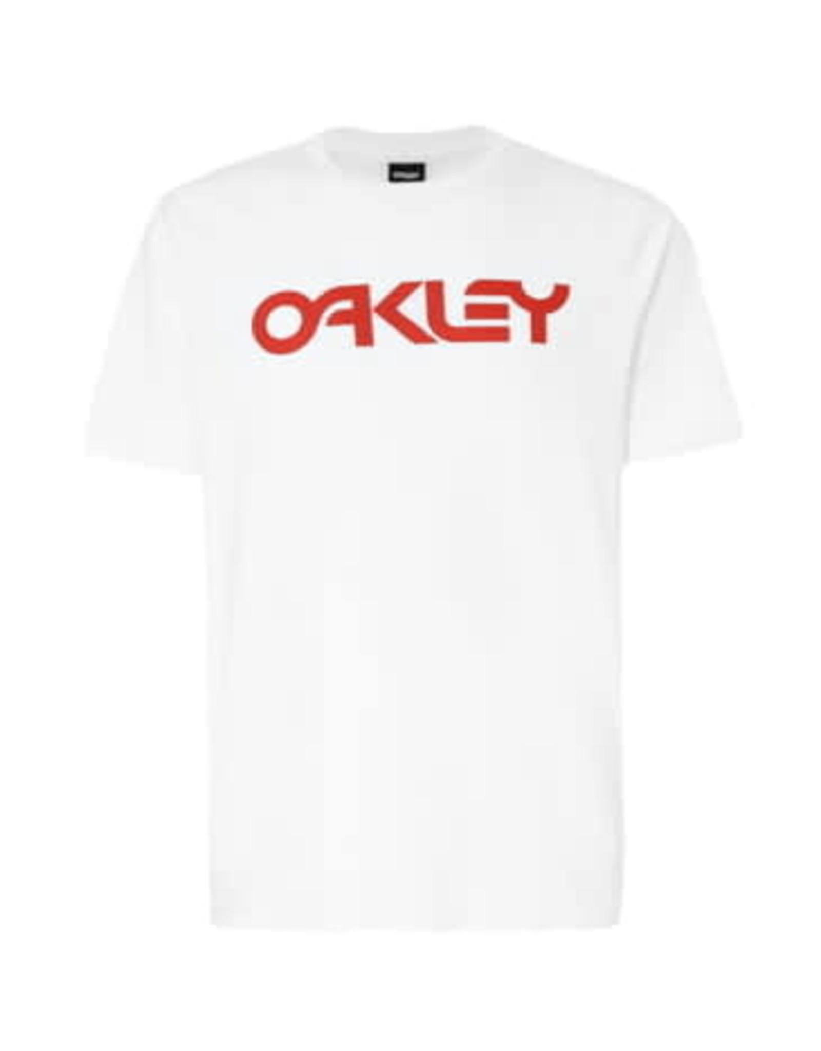 Oakley Oakley - MARK II Tee White - L
