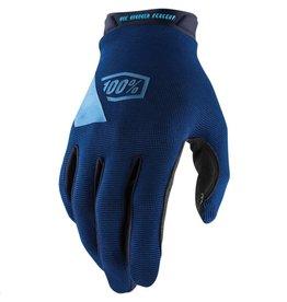 100% 100% - Gloves RIDECAMP Glove Navy - M