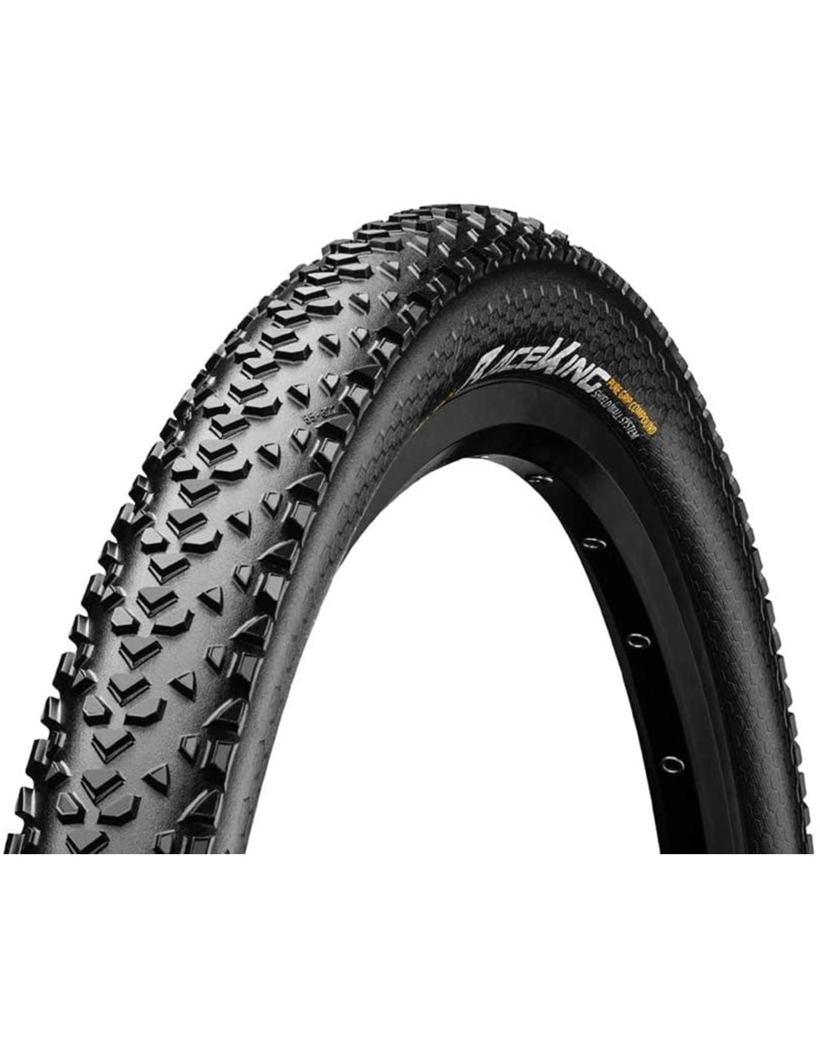 Continental Continental - XC/Enduro Tires Race King 27.5 x 2.2 ShieldWall Folding BW