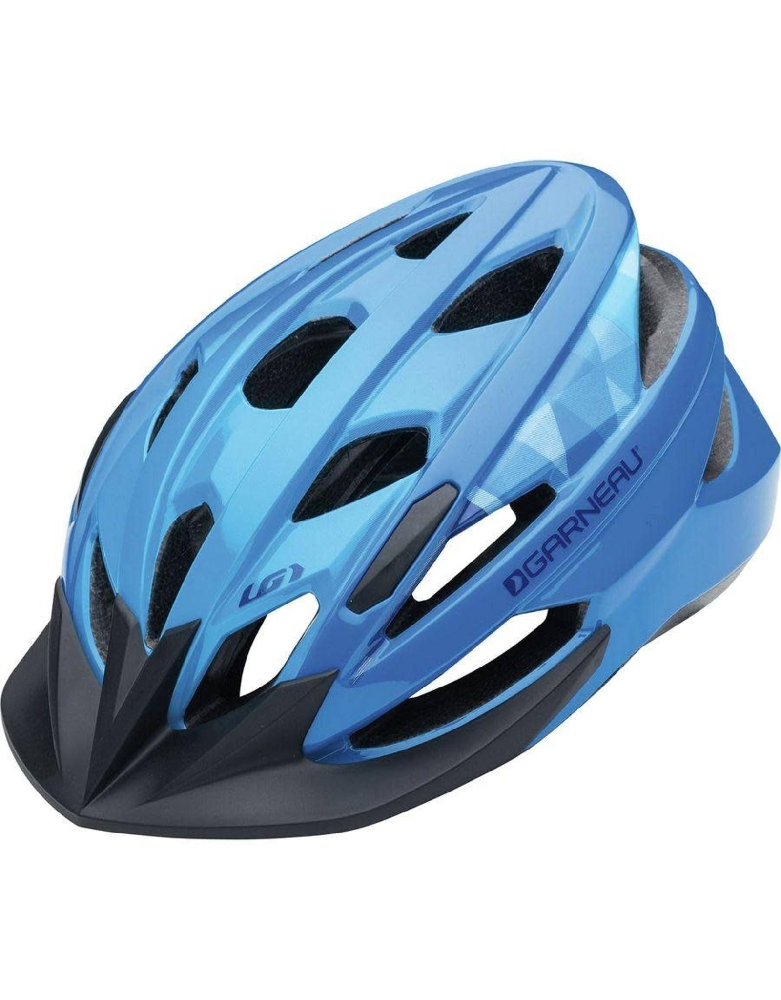 Garneau Garneau- Razz Helmet Blue Youth
