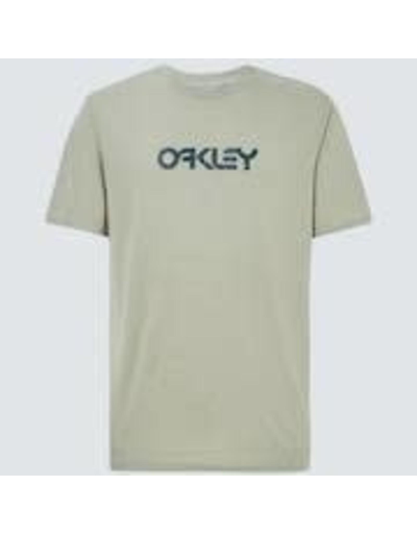 Oakley Canada Oakley - Logo Tee Uniform Green S