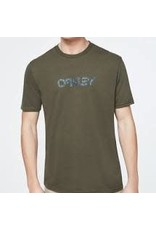 Oakley Canada Oakley - Logo Tee Dark Brush M