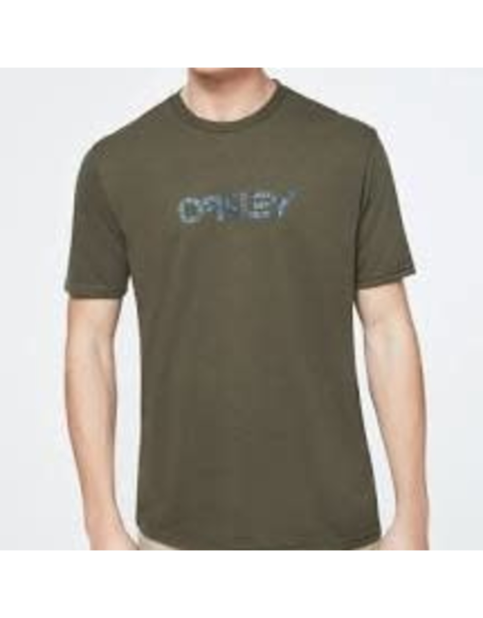 Oakley Canada Oakley - Logo Tee Dark Brush L