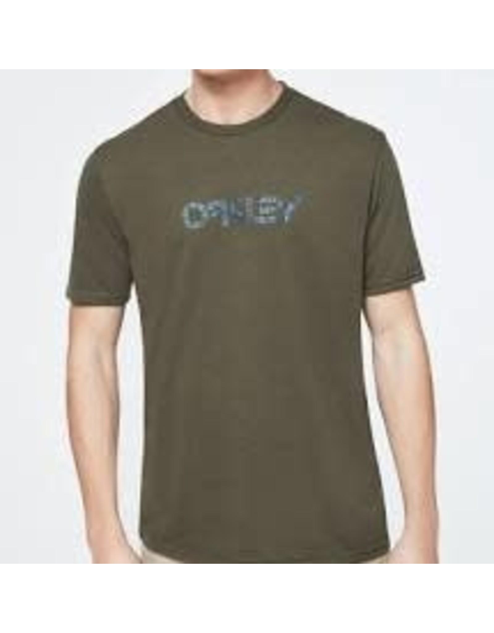Oakley Canada Oakley - Logo Tee Dark Brush XL