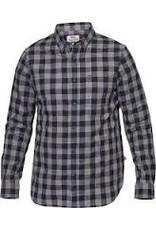 Oakley Oakley - Checkered Ridge Long Sleeve Stone Gray XL
