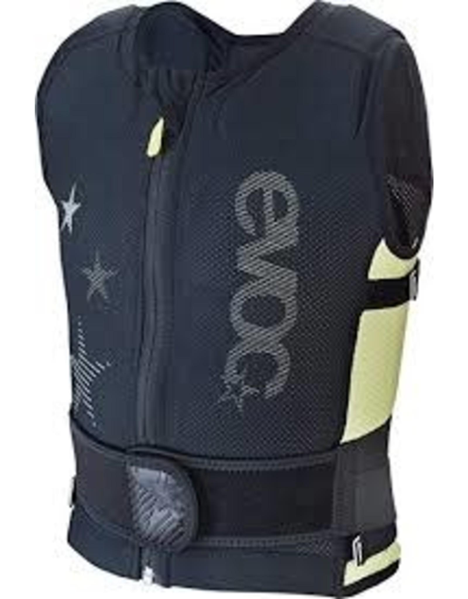 EVOC EVOC - Protector Vest Kids, Black/Lime, L