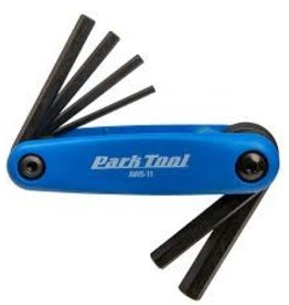 Park Tool Park Tool -  AWS-11 FOLDING HEX WRENCH