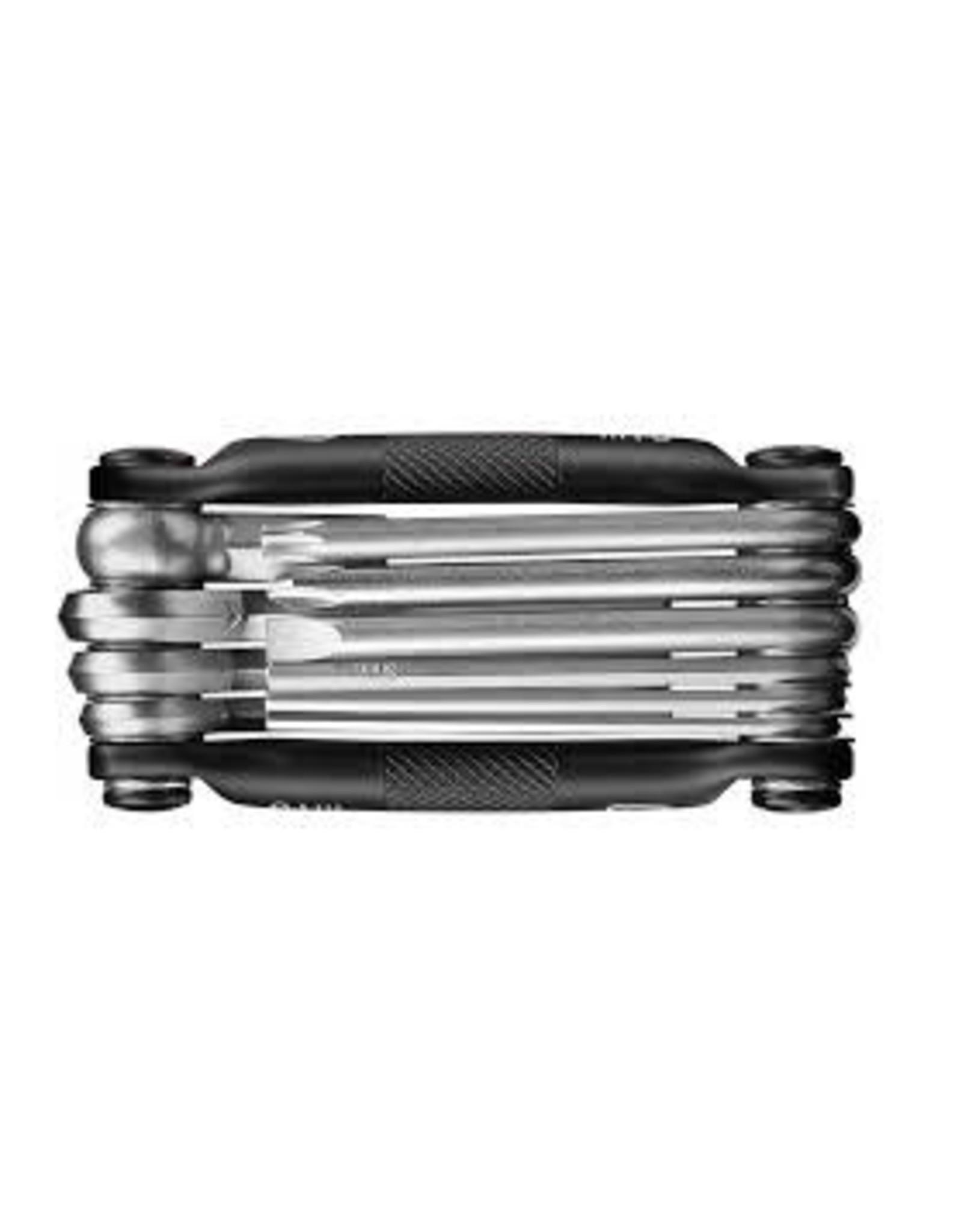 Crank Brothers CrankBros -  M10 Multitool Dark Grey