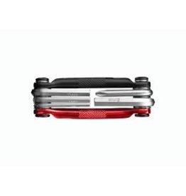 Crank Brothers CrankBros - M5 Multitool Black/Red