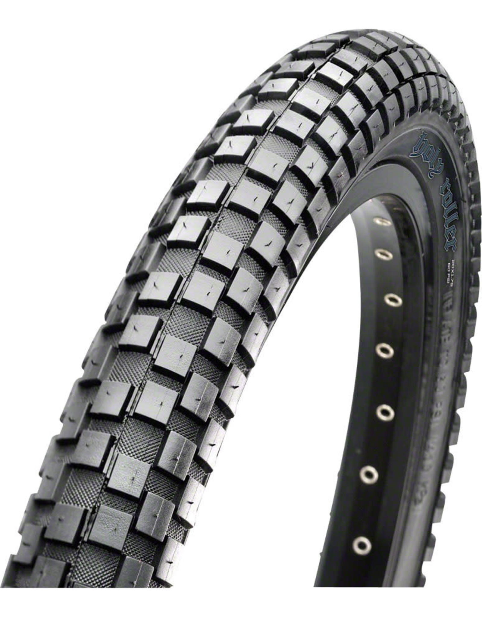 Maxxis Maxxis - Holy Roller Tire - 24 x 1.85, Clincher, Wire, Black, Single