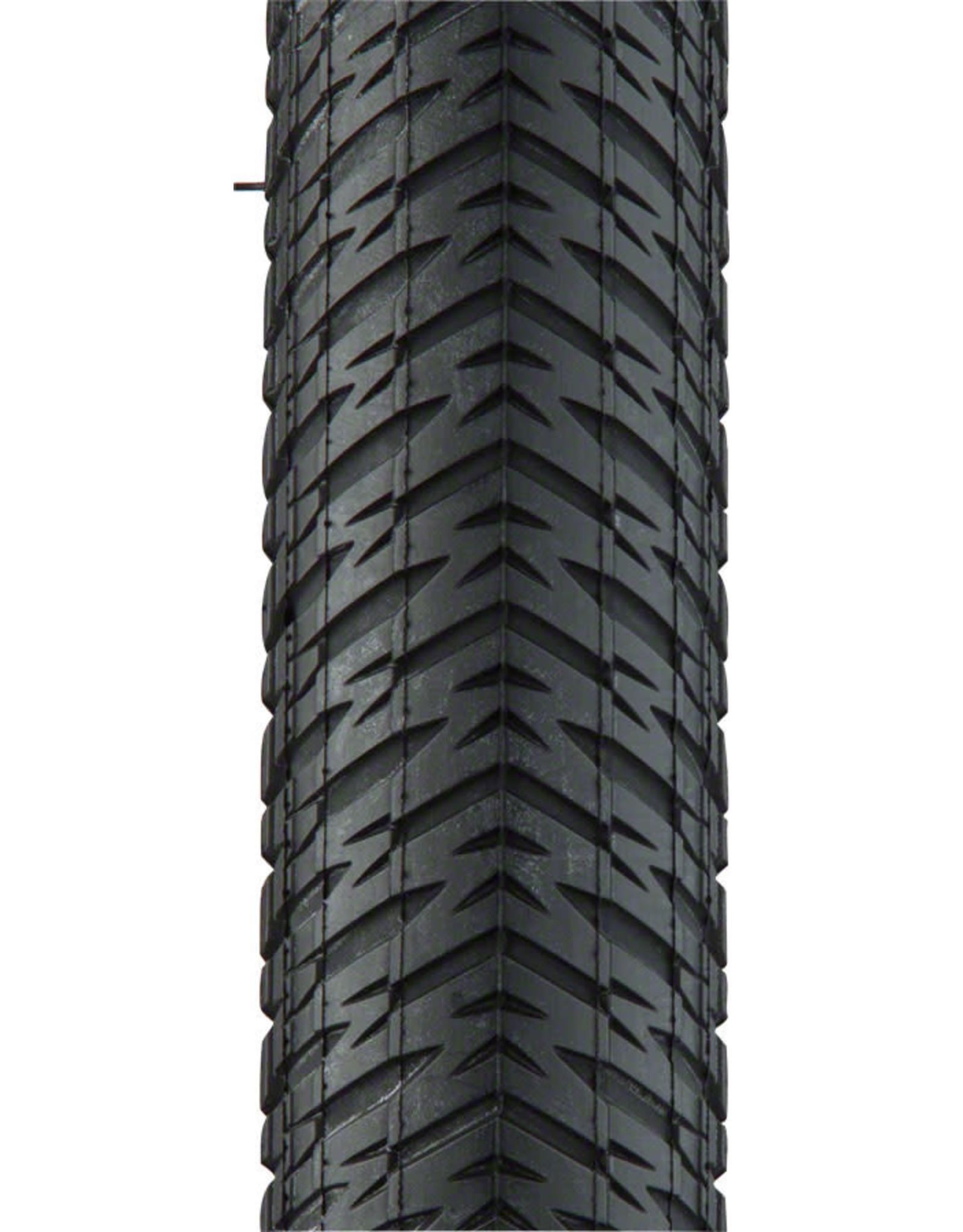 Maxxis Maxxis DTH Tire - 24 x 1.75, Clincher, Wire, Black, Dual, Silkworm