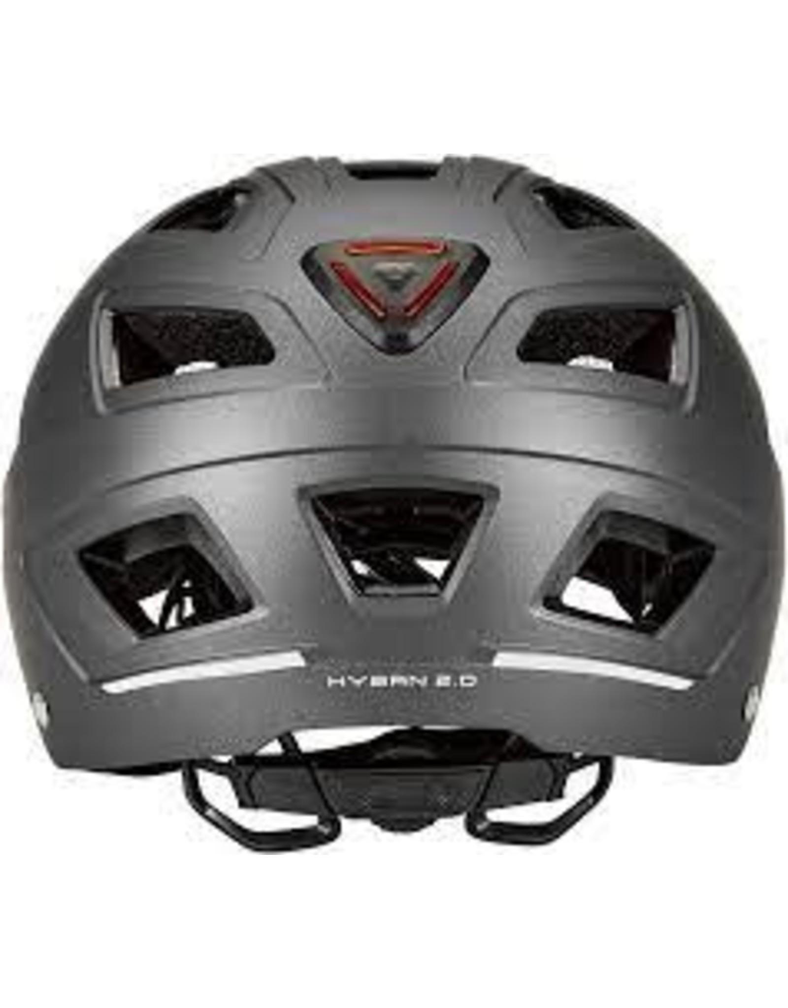 Abus Abus - Hyban 2.0, Helmet, Titan, XL, 58 - 63cm