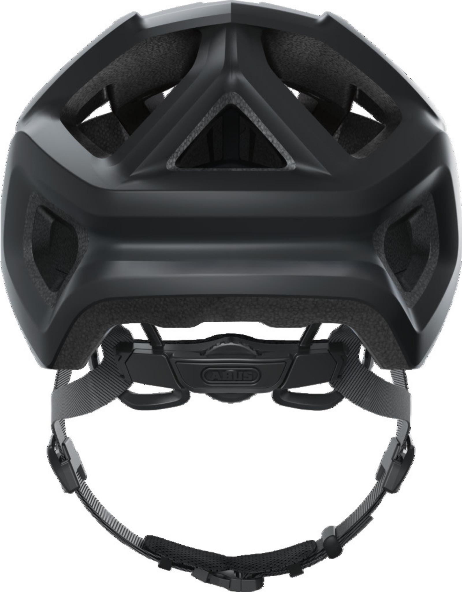 Abus Abus - MountZ, Helmet, Velvet Black, S, 48 - 54cm