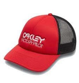 Oakley Oakley - FACTORY PILOT TRUCKER HAT Red Line One Size