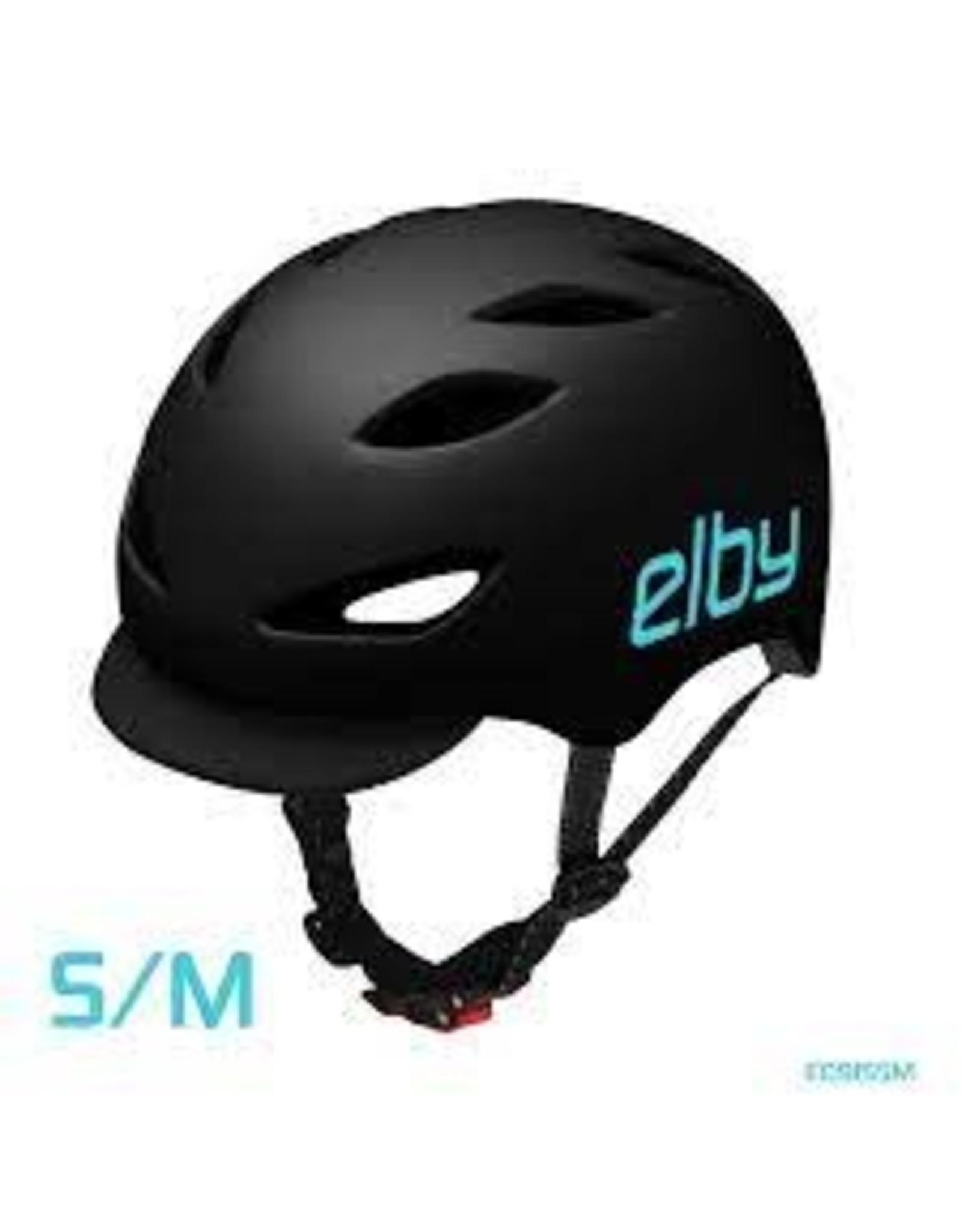Elby Elby - Urban Commuter Helmet Black M/L