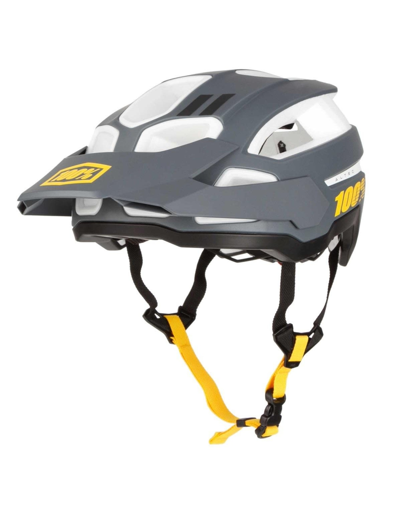 100 Percent 100% - ALTEC Helmet Charcoal L/XL