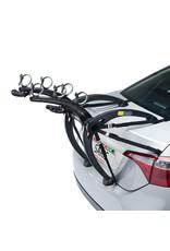 Saris Saris - Bones Trunk Rack: 3 Bike, Black