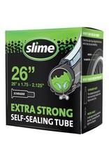 """Slime Slime - Self-Sealing Tube 26""""x 1.75-2.125"""" , Schrader Valve"""