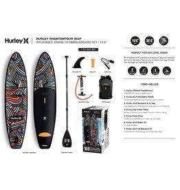 "Hurley Hurley - PhantomTour ISUP 10'6"" - HUR002"