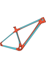 RideWrap RideWrap - Covered Hardtail MTB, Protective Wrap, Gloss Clear