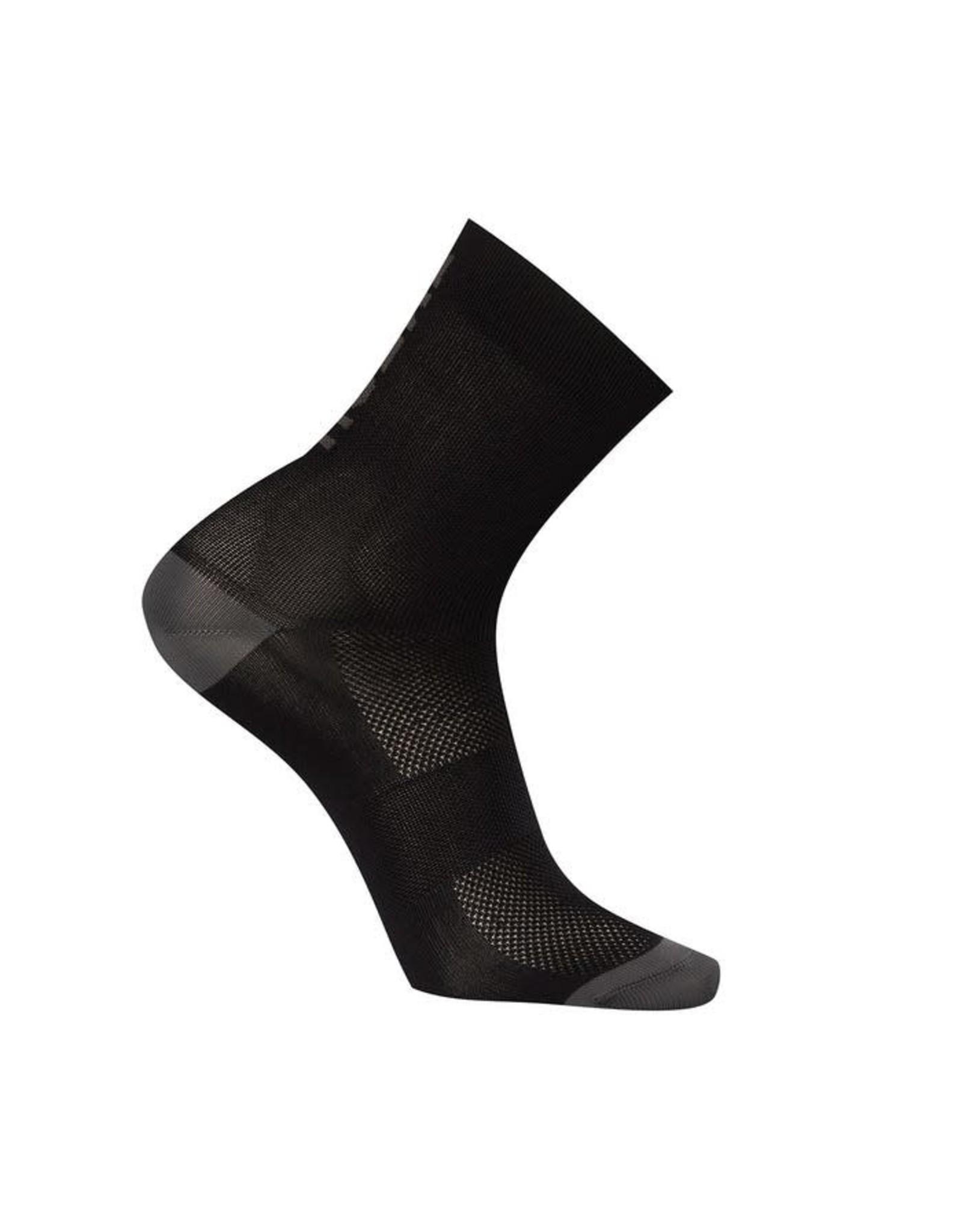 7MESH 7MESH - Word Sock Black Med