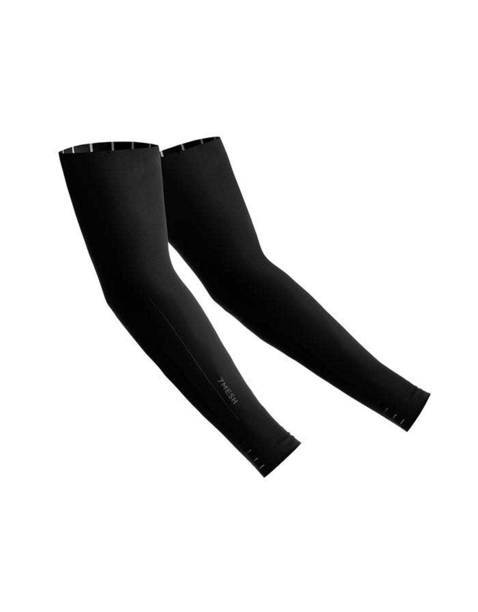 7MESH 7MESH - Colorado Arm Warmer Black Lrg