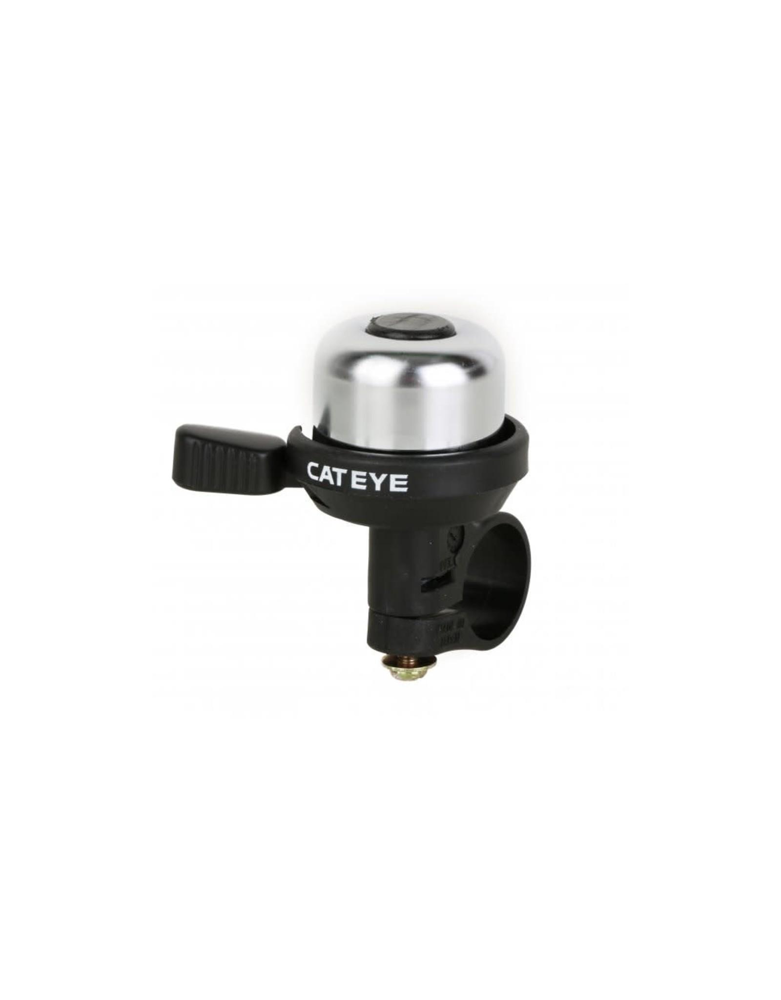 CatEye CatEye - Wind PB-1000, Bell, Silver