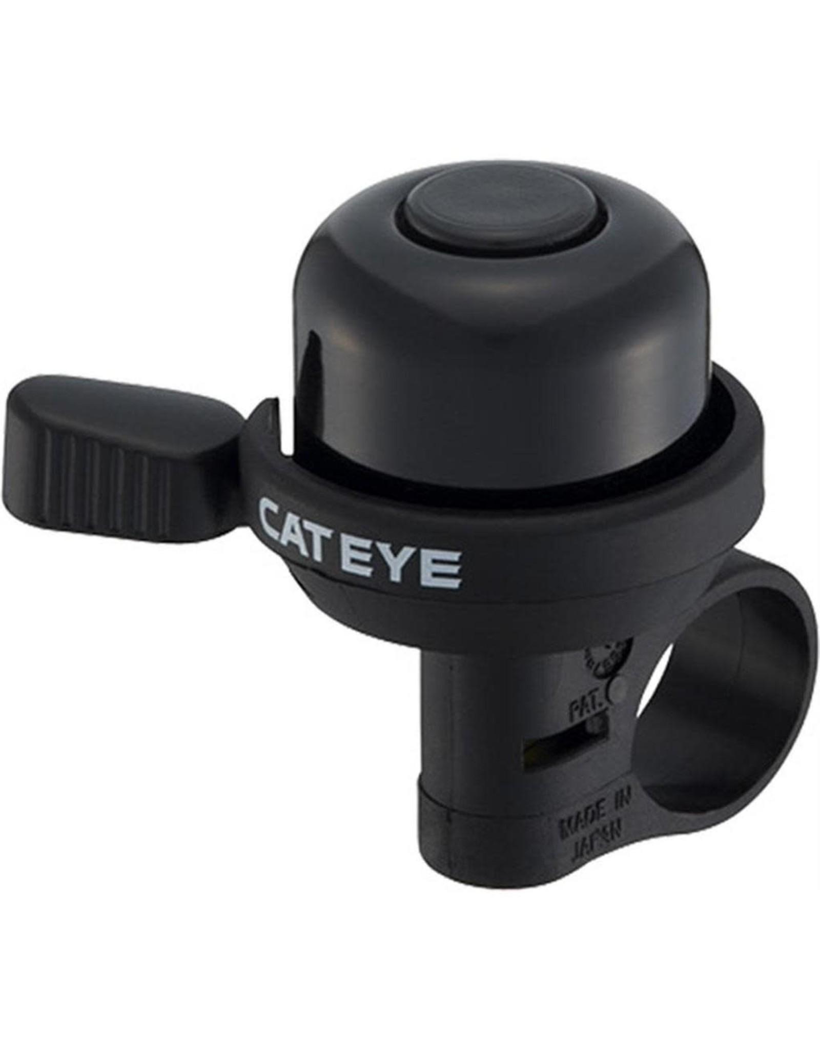 CatEye CatEye - Wind PB-1000, Bell, Black