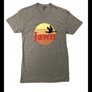 South Fellini Wawa Jawn Grey Tee Shirt