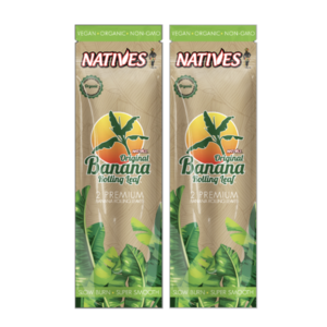Native Wraps Banana Rolling Leaf