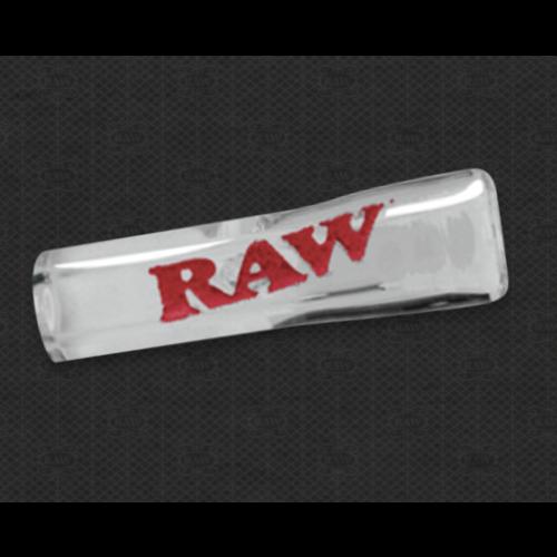 Raw Glass Tip