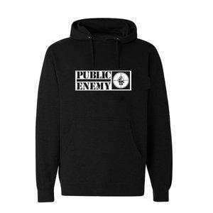 Okayplayer Public Enemy Logo Hooded Sweatshirt