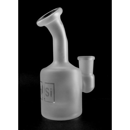 Hisi Glass Hisi Glass Shower Bubbler 14mm 5 inch