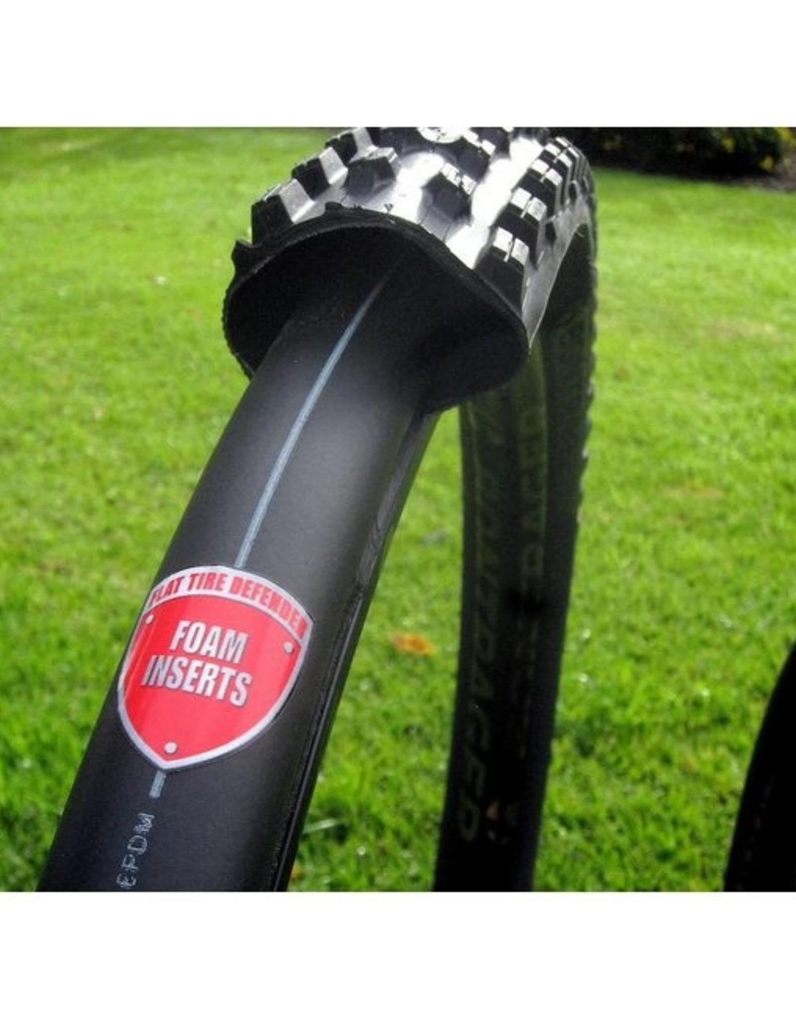 Flat Tire Defender Foam Inserts Flat Tire Defender Foam Inserts