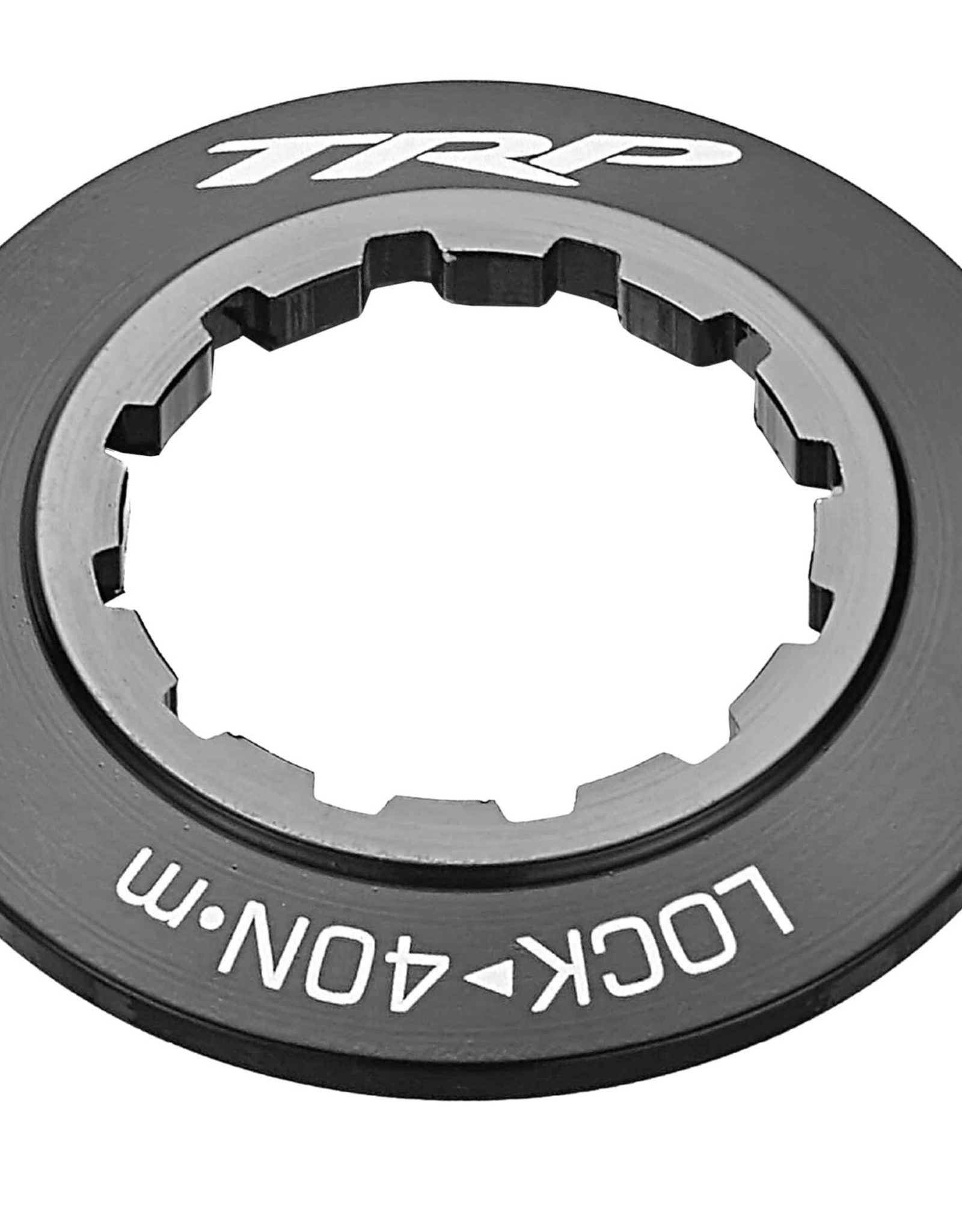 TRP SP-TR80 Alloy lock ring for Centerlock rotor, 12mm Axle