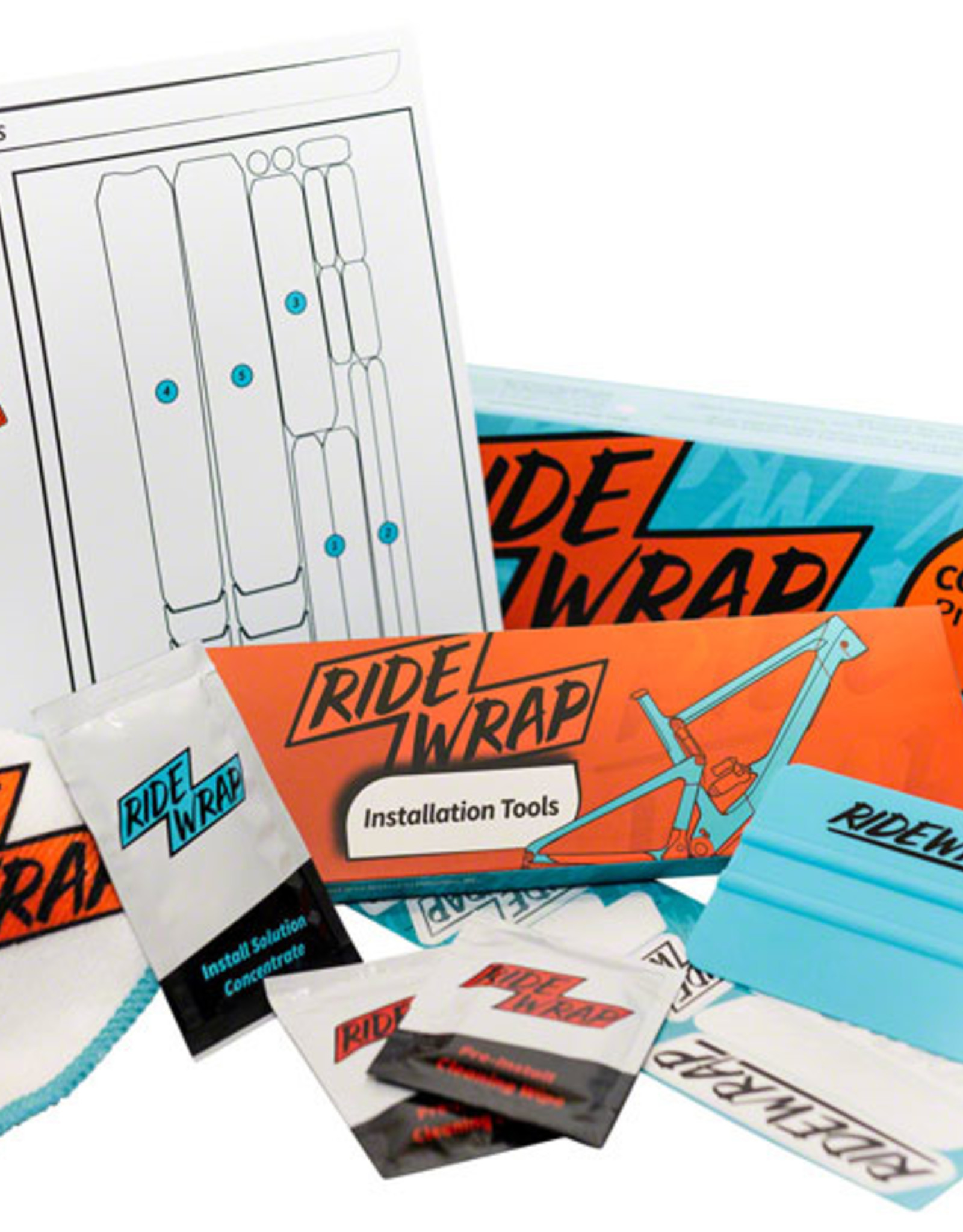 Ride Wrap RideWrap Covered Frame Kit