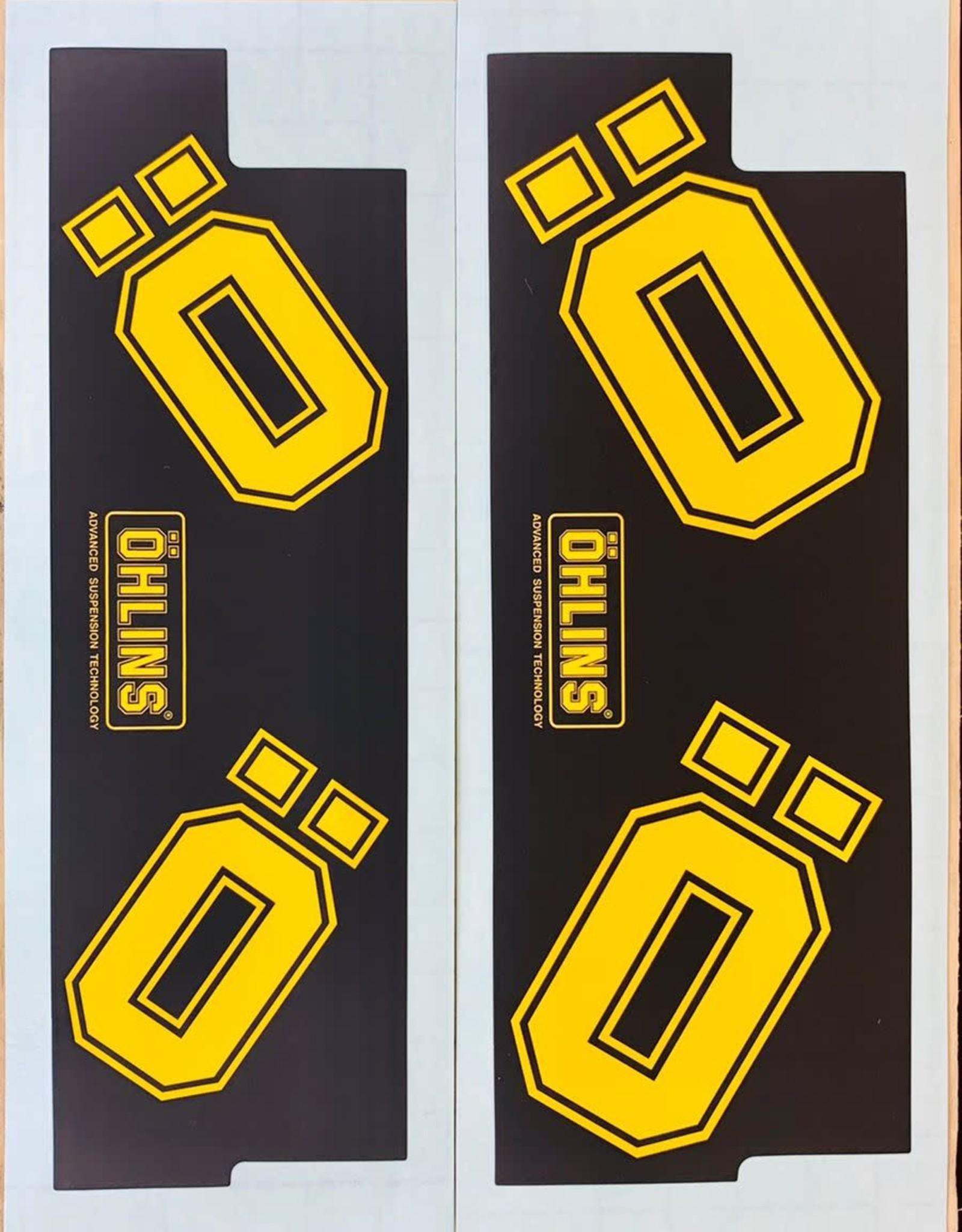 Ohlins Sticker Kit TTX Air AM