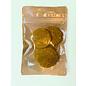 Pharmtrue Hemp Dog Treats 5ct (Medium Dog 33mg) - Peanut Butter & Pumpkin