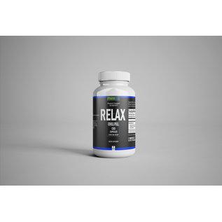 Pharmtrue RELAX 25mg CBD Capsules
