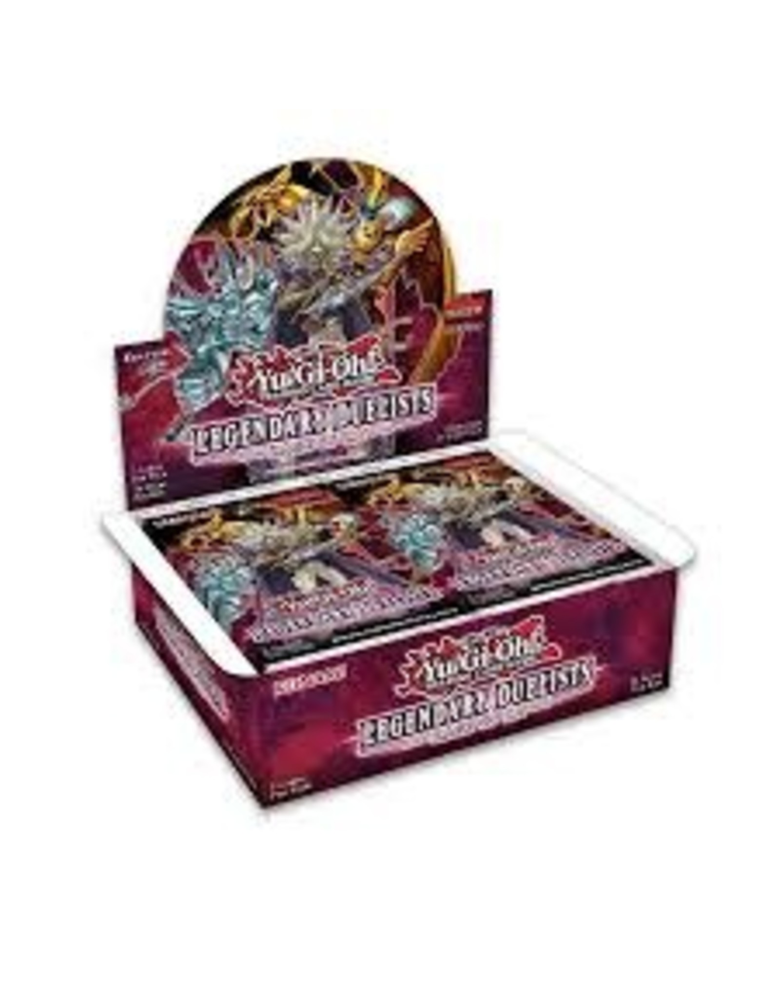 Yugioh Rage of Ra Booster Box