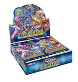 Yugioh Genesis Impact Booster Box