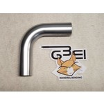 "GBE 2-1/4"" 90 DEGREE STEEL BEND"