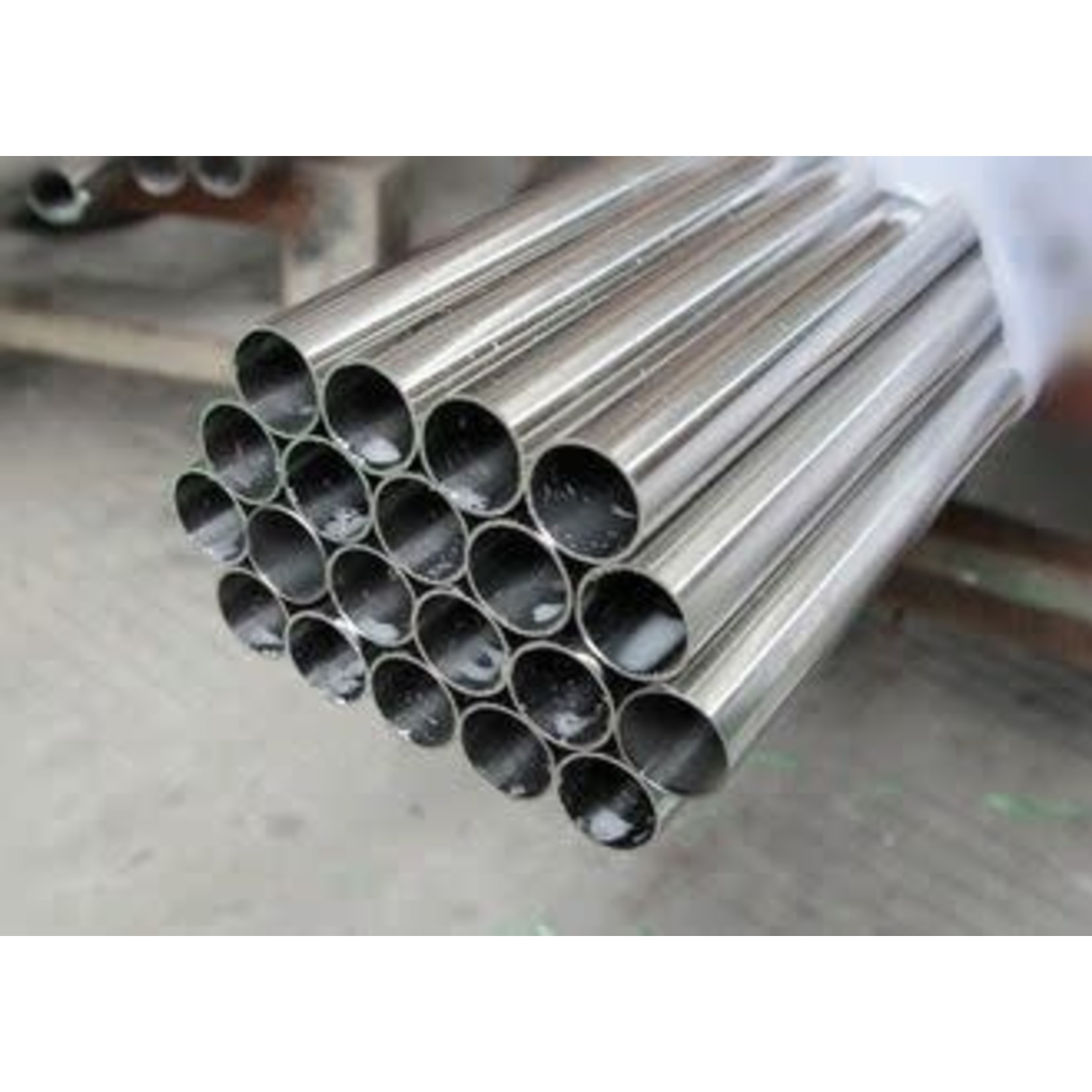 """WORLDWIDE 304SS TUBING SUPPLIERS 1-7/8"""" 304SS TUBING PER FOOT"""
