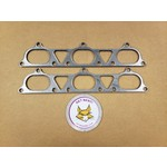 GBE 2020 PORSCHE 3.7 GRAPHITE HEADER GASKETS