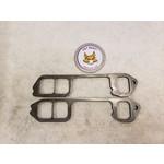 GBE GM CHEVY 194-292 SPLIT STEEL HEADER FLANGES