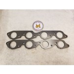 GBE GM CHEVY 366-502 BBC STEEL HEADER FLANGES