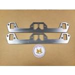 GBE MOPAR 318-340-360 GRAPHITE HEADER GASKETS