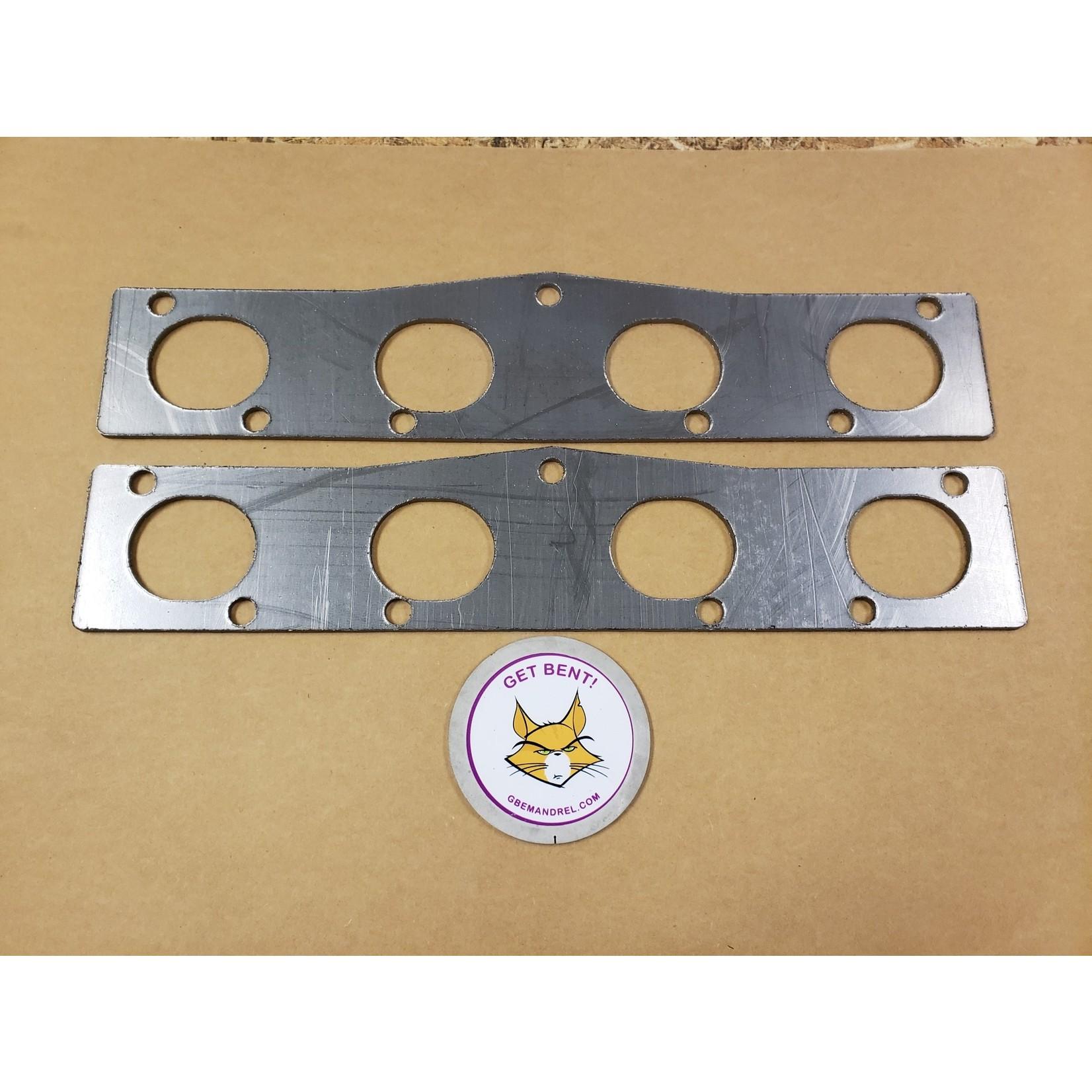 GBE MOPAR EARLY HEMI 331-392 GRAPHITE HEADER GASKETS